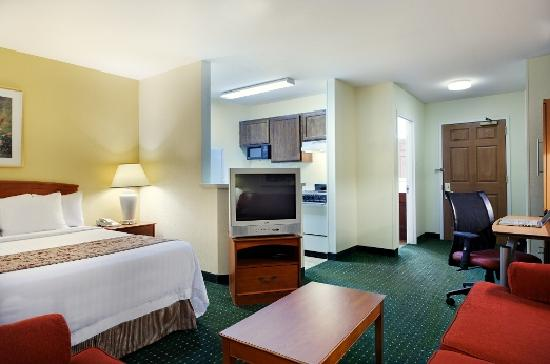TownePlace Suites Tallahassee North/Capital Circle: Studio Suite