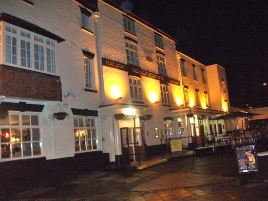 The Shrewsbury Hotel: the shewsbury hotel