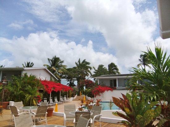 The Bay House Restaurant & Bar: entrance to restaurant