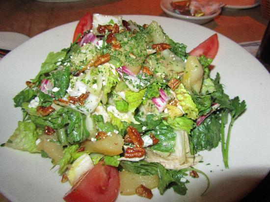 The Cheesecake Factory: Skinnilicious pear and endive salad