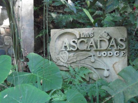 Las Cascadas Lodge : Entre du Las Cascadas