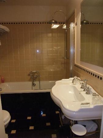 Hotel Patria : Bagno