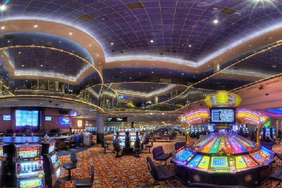 Resorts Casino Tunica offers 35,000 square feet of gaming excitement.