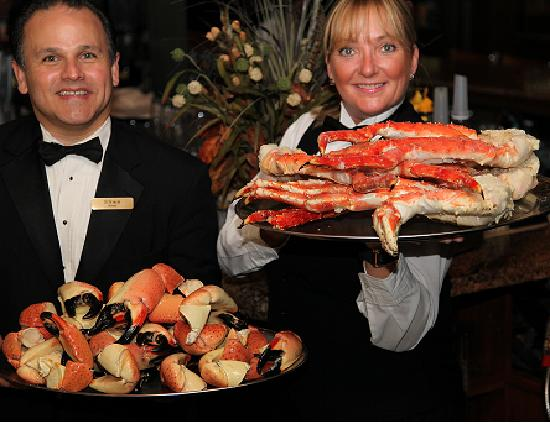 Billy S Stone Crab Hollywood Menu Prices Restaurant Reviews Tripadvisor