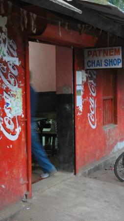 Seaview Resort: The nearby Chai Shop