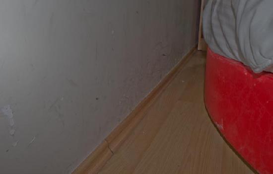 Sevila Hotel: Опять грязь
