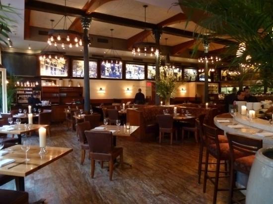 City Hall Restaurant : Innenansicht