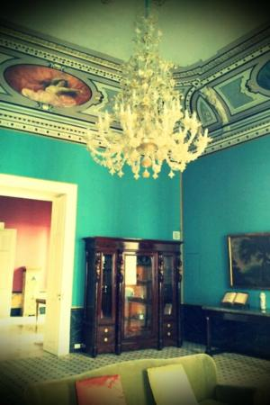 Palazzo Montevago: sala