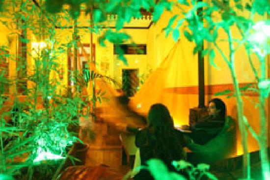 Hostal Prisamata: areas de relax
