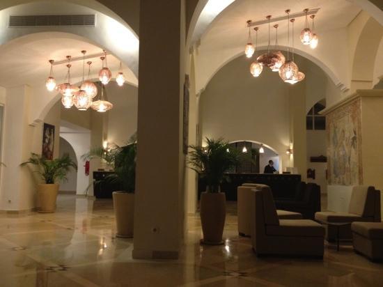Hotel Meninx: réception
