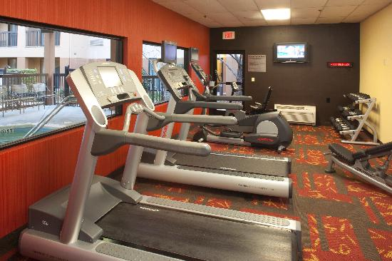 Courtyard by Marriott Durham Duke University/Downtown: Fitness Center