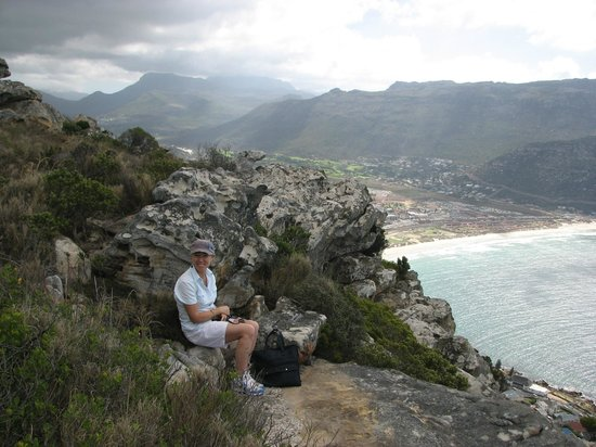 View from Fish Hoek Mountain