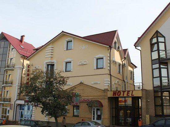 Hotel Semashko: Semashko Hotel Facade