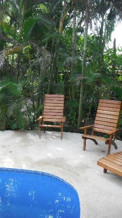Nosara Paradise Rentals: Poolside