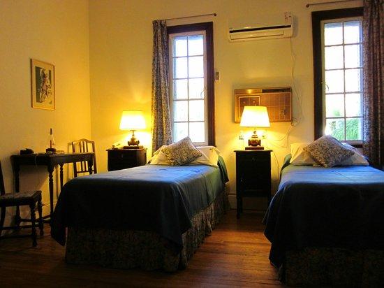 Hotel Yacanto: Habitacion