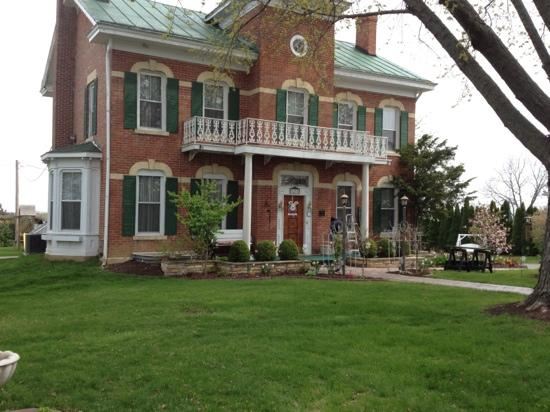 Cloran Mansion Bed & Breakfast: Cloran Mansion B&B