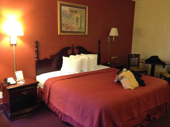 Quality Inn: Single Room (265)