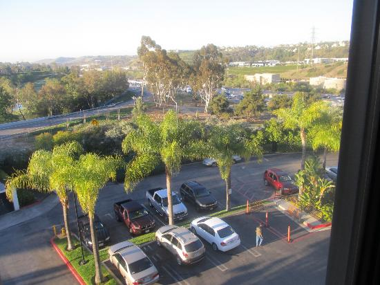 Fairfield Inn Mission Viejo Orange County: view from room