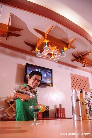 Zoe Mei Resort : The Bar