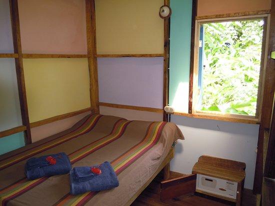 Manu Yoga Village: Bungalow