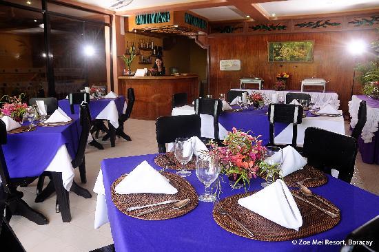 Zoe Mei Resort: Restaurant