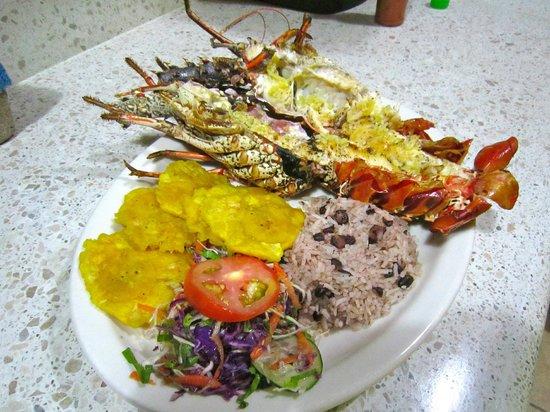 Soda Johanna's : Lobster Dinner!!