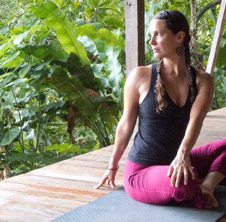 Manu Yoga Village: Vivi - Yoga Teacher