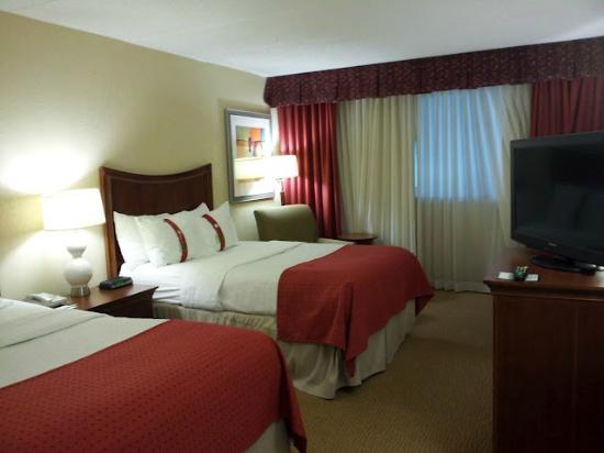 Holiday Inn Flint : Comfortable rooms