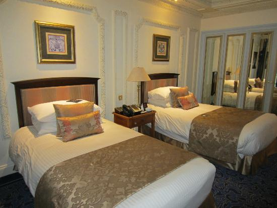 InterContinental Dar Al Tawhid: Very comfortable bed