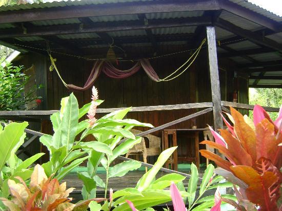 Hibiscus Valley Inn: my bungalow