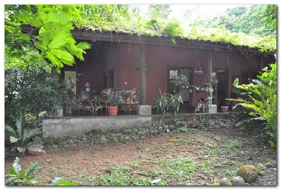 Hacienda La Isla Lodge: Vue de la suite