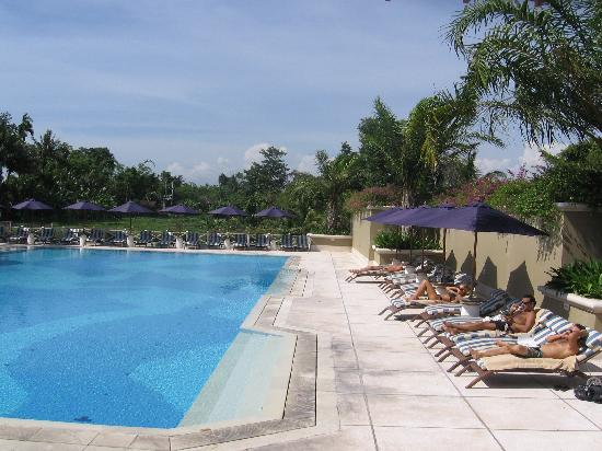 Bali Elements: Pool at Canggu Club
