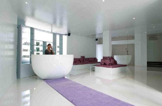Nestetique Spa Bali: Reception Nestetique