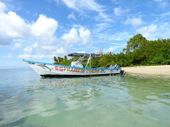 Fish Tobago Tours: Our Lunch Spot
