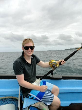 Fish Tobago Tours: Fishing for the Big Ones!