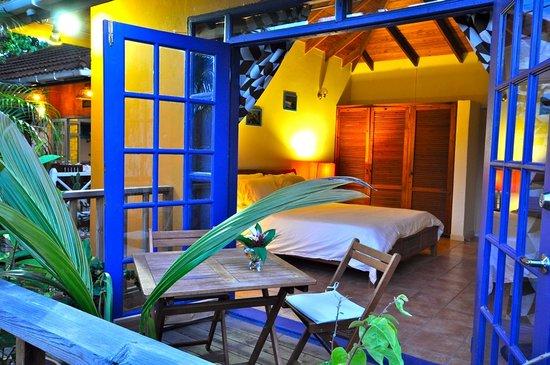 La Terrasse Inn: Room N°1
