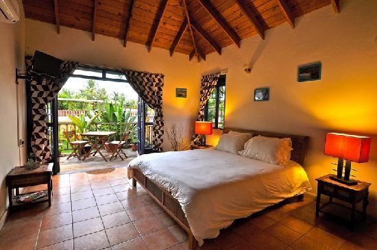 La Terrasse Inn: Room N° 1