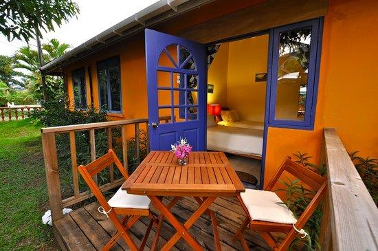 La Terrasse Inn: Room N°2