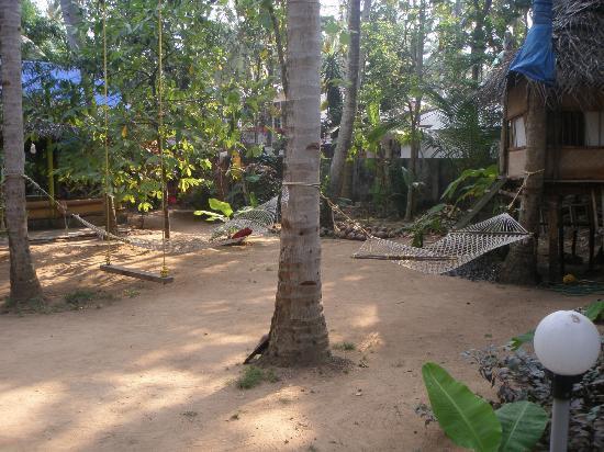 Shiva Garden: the garden