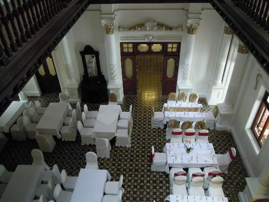 The Mansion: sala per banchetti