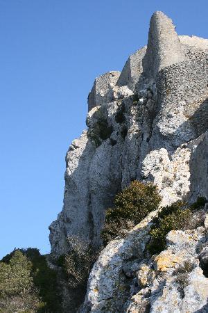 Chateau de Queribus: Queribus