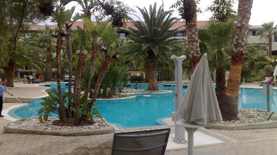 Fiesta Hotel Garden Beach: buffet