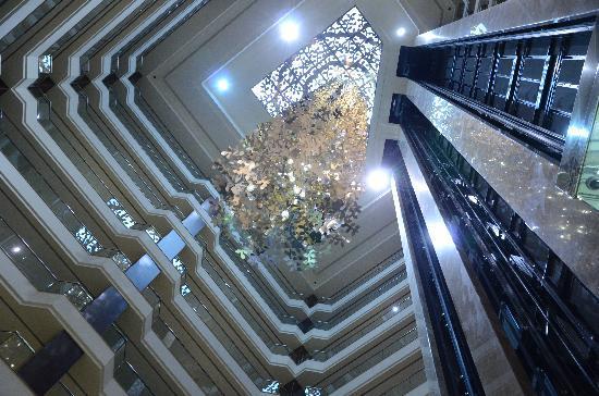 Kharkiv Palace Premier Hotel: Stunning interior
