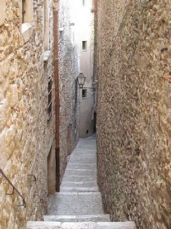 Patronat Call de Girona: Carrer San Llorenç dans le Call