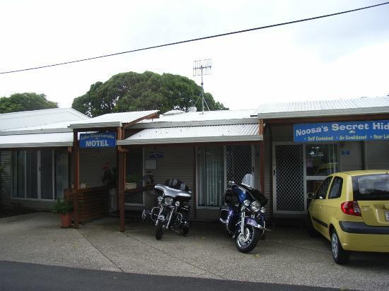 Lake Cootharaba Motel: Exterior
