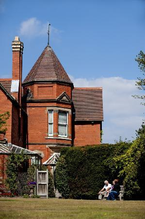 Wellington, UK: The Turret front at Sunnycroft