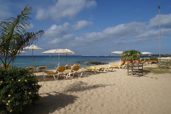 Praia de Santa Maria: Plage de Santa Maria