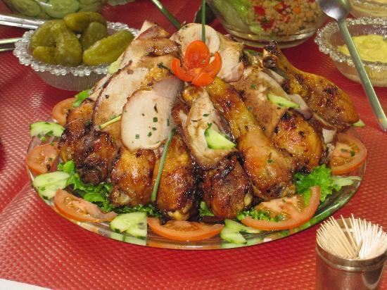 Rest'0 Palm: Traiteur poulet