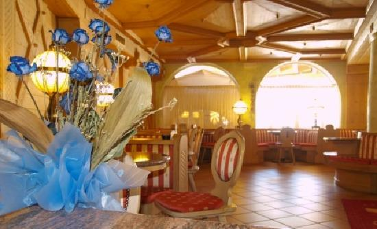 Bar dell'hotel Iris Andalo