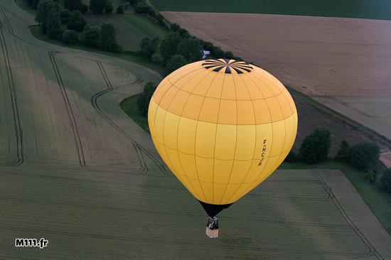 Montgolfieres de Falaise